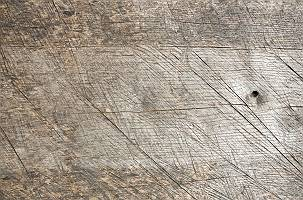 Altes rustikales Holzbrett