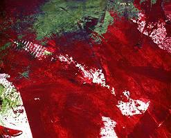 Abstrakter, gemalter Fond