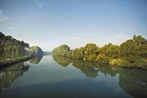 Donau im Donautal
