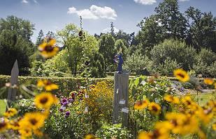 Garten im Museum der Gartenkultur Illertissen