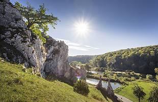 Steinerne Jungfrauen im Eselsburger Tal