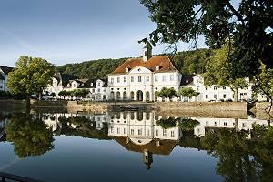 Rathaus am See in Bad Karlshafen