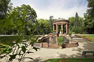 historische Parklandschaft Bad Homburg