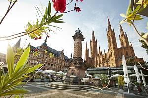 Marktplatz von Wiesbaden