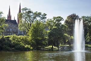 Park in Wiesbaden