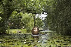 Skulptur im Glacis-Park