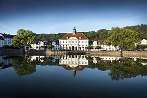 Rathaus am See von Bad Karlshafen