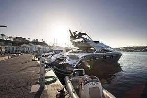Hafen Menorka