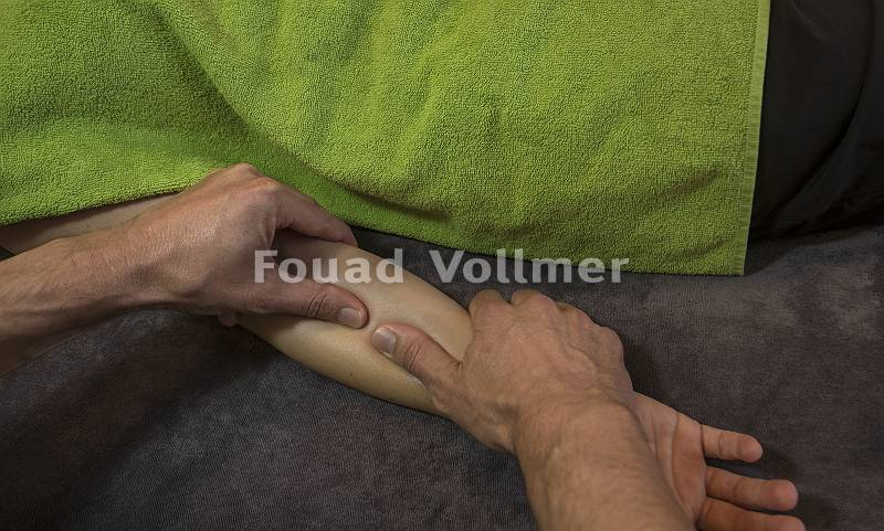 Akupressur Unterarm
